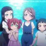 Love Live Sunshine Over the rainbow most beautiful OST Everything is Here !